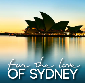 For the Love of Sydney