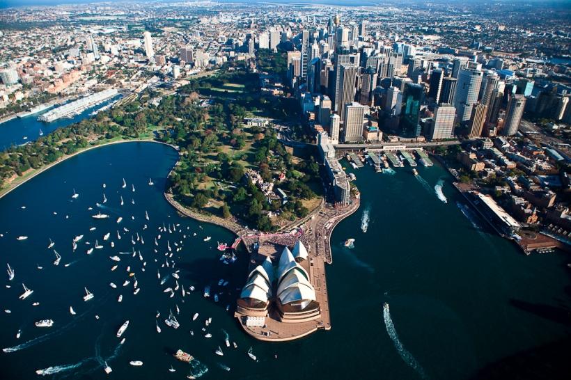 Why Sydney?